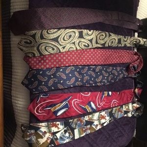 Other - 6 ties. 1 low price